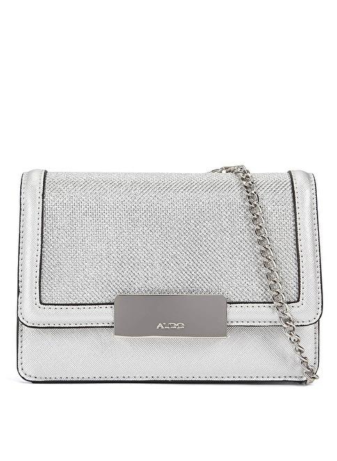 Aldo Messenger / Askılı Çanta Gümüş